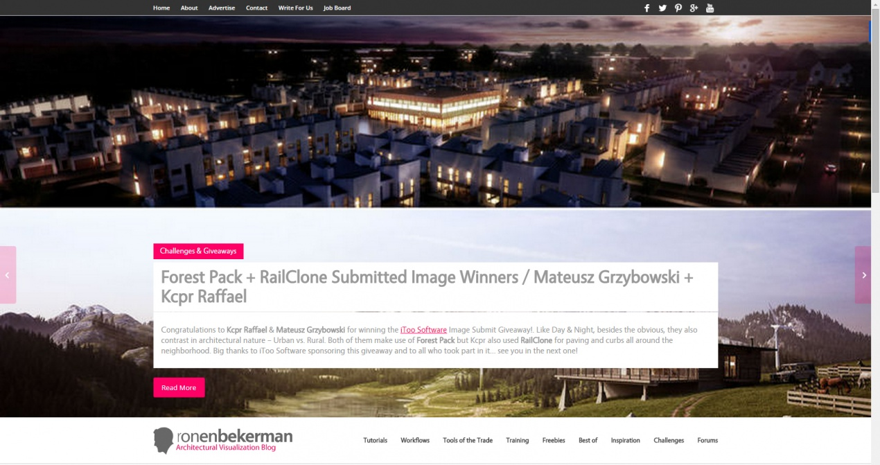 We are Winners in iToo Software Image Submit Giveaway Competition