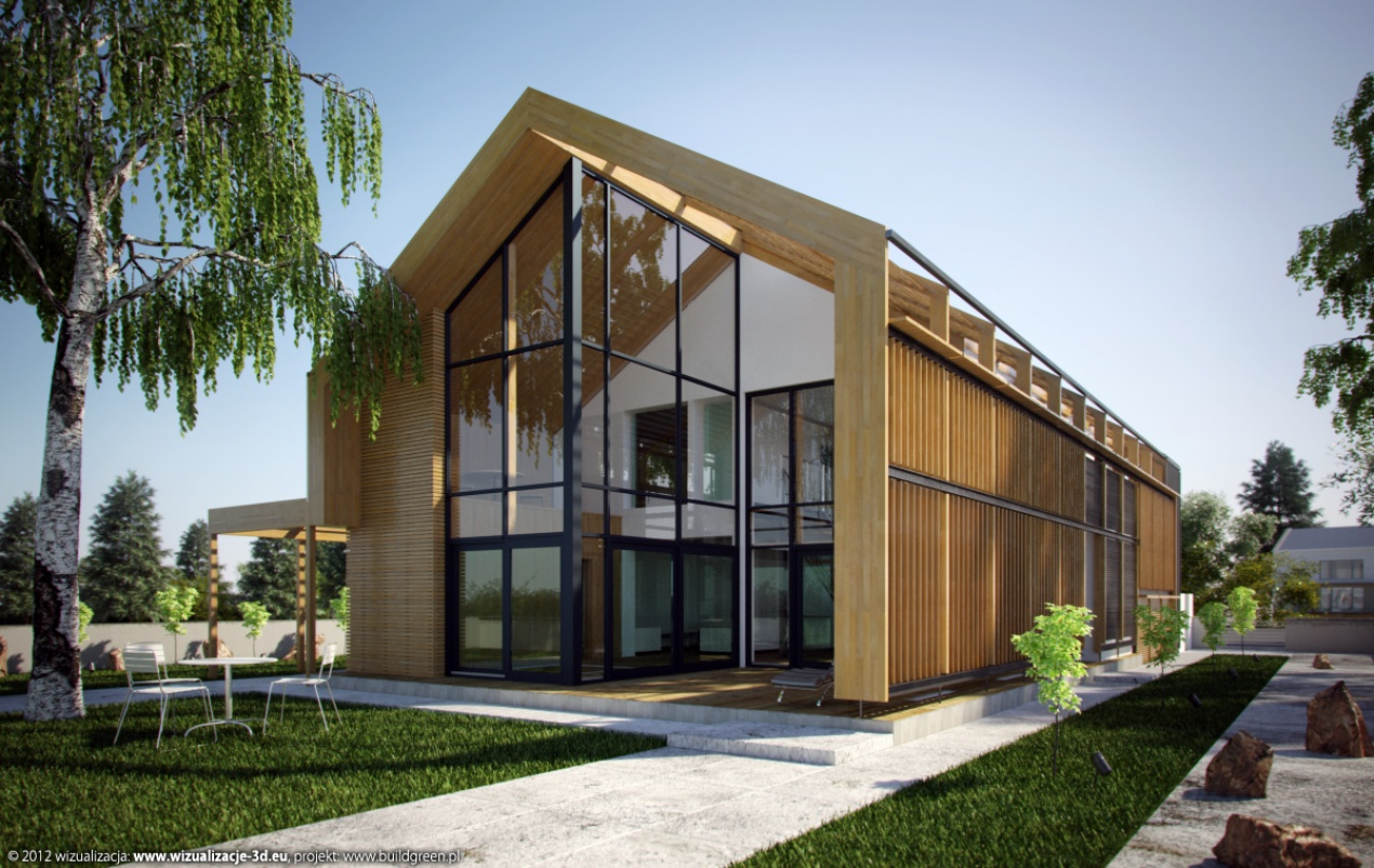 Chyby - Passive House Visualization