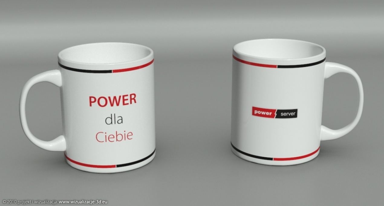 Visualization of Mugs for PowerServer