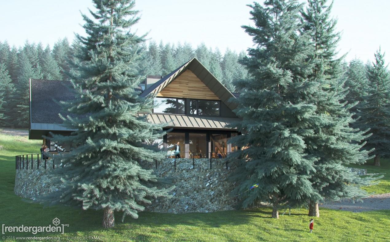 Eco House in Swieradow Zdroj